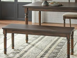 Simple living Burntwood Dining Bench  Retail 127 99