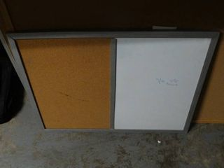 lot of 3 corkboards