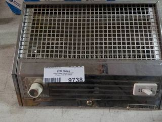 Markel Electric Heater