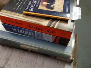 lot of Books of American History