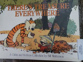 There s Treasure Everywhere A Calvin and Hobbes Collection