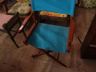 Folding Directors Chair