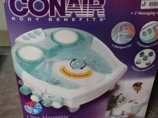Conair Foot Spa