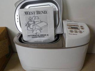 Westbend Bread Maker