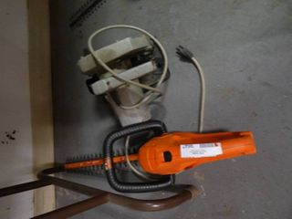 Black and Decker Hedge Trimmer and Circular saw