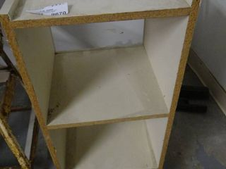 Small Wooden Shelf