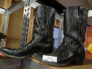 Justin Boots 11B