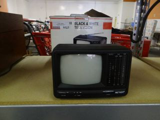 Action Mini TV In Box With Accessories