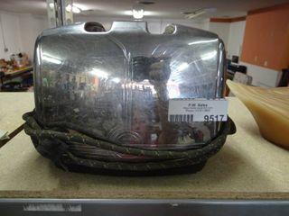 Vintage Sunbeam Toaster