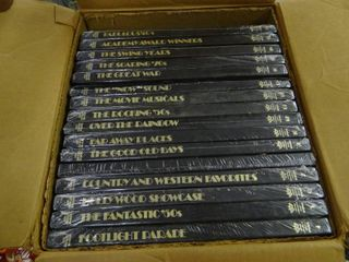 Full Set of Unopened Records