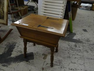 Vintage Split Top Coffee Table