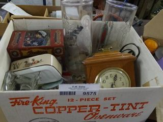 lot of Vintage Items