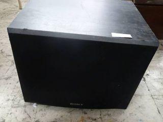 large Sony Speaker