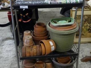 Rack and Pots