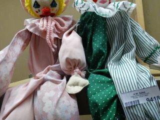 2 Handmaid Clowns