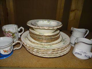 Vintage Porcelain Asst