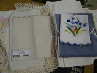 Vintage Dollies and Placemats
