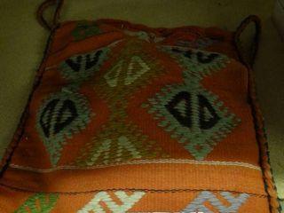 Knitting Bag and Supplies