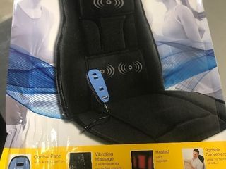 Conair seat massager with heat new in box