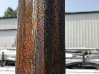Heavy duty steel stock sick 2 x 2 x 6 steel stock