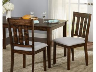 Simple living Olin Dining Chairs  Set of 2  Retail 131 49