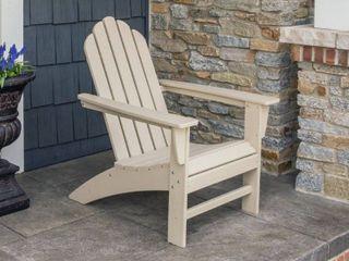 POlYWOOD Kahala Adirondack Chair  Retail 199 00