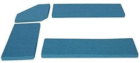 Chelsea Nook Vintage Blue Cushion Set   Retail 96 49