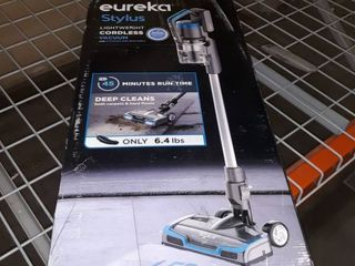 Eureka Stylus lightweight Cordless Vacuum Cleaner  350w Powerful Bldc Premium