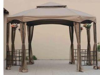 Sunjoy Replacement Canopy Set for Gazebo Model l GZ240PST A