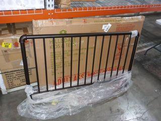Copper Grove Buchau Duo Panel Full Headboard  No Frame