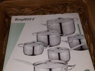 BergHOFF Cookware 12 piece Set