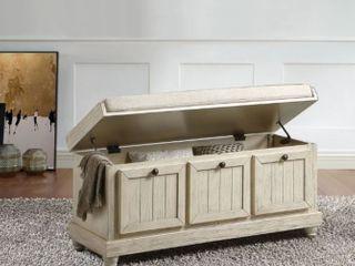 Avina Storage Bench