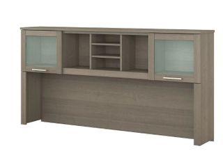 Copper Grove Shumen 72 inch Hutch for l shaped Desk   Retail 296 49