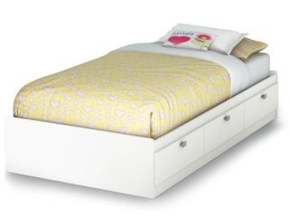 Full Size South Shore Spark Mates Bed with Drawers