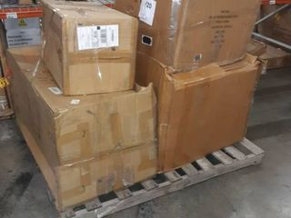 3 pallets of miscellaneous or multiple items