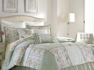 laura Ashley Harper Comforter Set  Retail 179 98