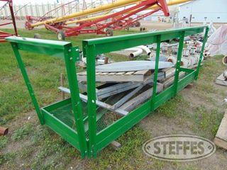 Safety platform bin lid misc steel 1 jpg