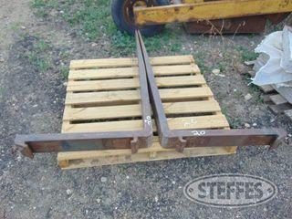 Pallet of 4 steel box tubing 1 jpg