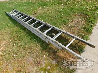 Aluminum ext ladder 1 jpg