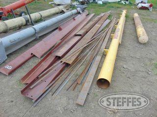 Misc steel auger tube 1 jpg