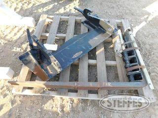 Skid steer quick tach adapter 1 jpg