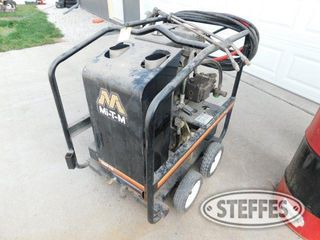 MI T M HSP 3504 3MCH Hot Water Pressure Washer 3500 PSI 3 5 GPM pump Honda motor S N 15050309 0 jpg
