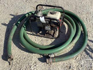 4HP Honda Water Pump 0 jpg