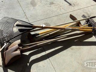 Assorted Yard Tools 0 jpg