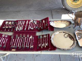 Rogers Silver Dining Set 0 jpg