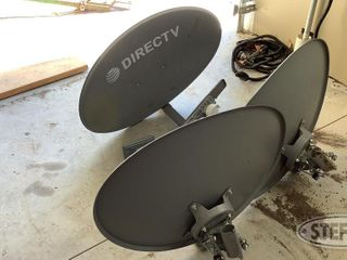3 Direct TV Dishes 0 jpg