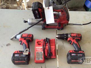 Milwaukee M18 Cordless Power Tools 0 jpg