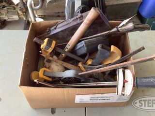 Box of Assorted Hand Tools 0 jpg