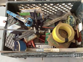 Crate of Assorted Tools 0 jpg
