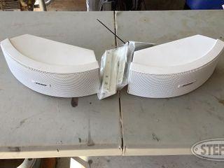 Bose Speakers with Brackets 0 jpg